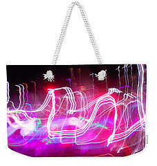 Electric Gone Wild Weekender Tote Bag