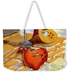Electrical Meltdown Weekender Tote Bag by Mike McGlothlen