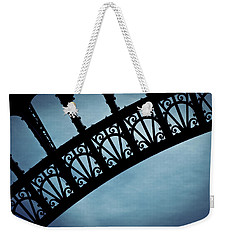 Electrify - Eiffel Tower Weekender Tote Bag