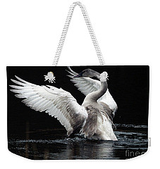 Elegance In Motion 2 Weekender Tote Bag