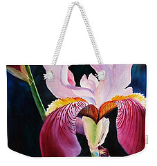 Elegance Weekender Tote Bag by Marilyn Jacobson