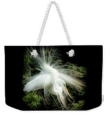 Elegance Of Creation Weekender Tote Bag