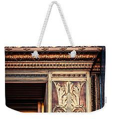 Elegant And Old Weekender Tote Bag