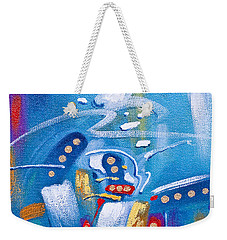 Elemental Fusion Weekender Tote Bag