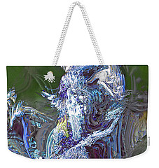Weekender Tote Bag featuring the photograph Elemental by Richard Thomas