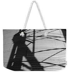 Elevator Shadow Weekender Tote Bag