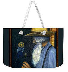 Eli Remembers Weekender Tote Bag by Gail Kirtz