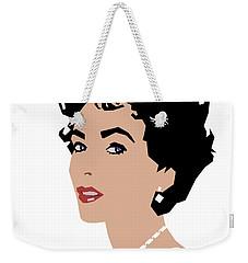 Elizabeth Weekender Tote Bag
