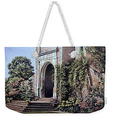 Elizabethan Tower Weekender Tote Bag