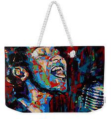 Ella Fitzgerald Weekender Tote Bag