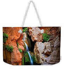 Elves Chasm Weekender Tote Bag