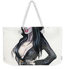 Elvira I Weekender Tote Bag by Jimmy Adams