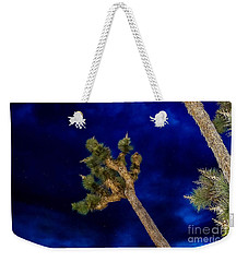 Elvis Blue Sunset Weekender Tote Bag