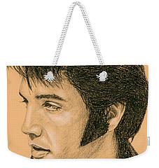 Elvis Las Vegas 69 Weekender Tote Bag