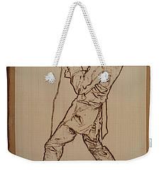 Elvis Presley - If I Can Dream Weekender Tote Bag