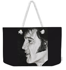 Elvis Presley  The King Weekender Tote Bag