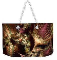 Elysian Weekender Tote Bag by Casey Kotas