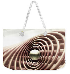 Emanate Weekender Tote Bag by John Alexander