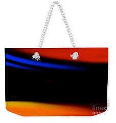 Embrace The Darkness Weekender Tote Bag by Anita Lewis