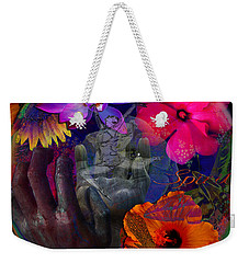 Solar Sunrise Weekender Tote Bag by Joseph Mosley