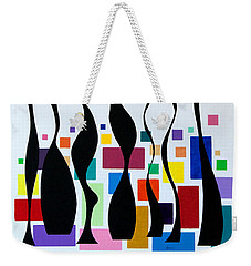 Embracing Weekender Tote Bag