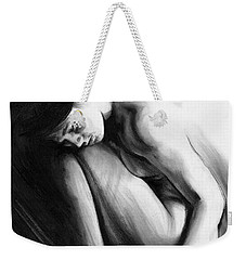 Embryonic II Weekender Tote Bag by Paul Davenport