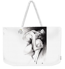 Embryonic IIi Weekender Tote Bag by Paul Davenport