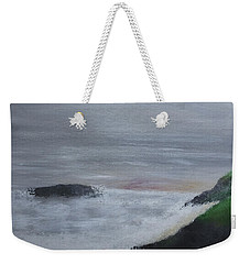 Emerald Isle Weekender Tote Bag by Dick Bourgault