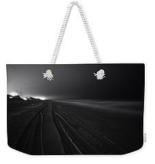 Weekender Tote Bag featuring the photograph Emerald Isle Mystery by Ben Shields