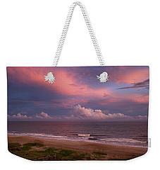 Emerald Isle Sunset Weekender Tote Bag
