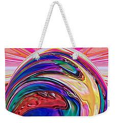 Emergence - Digital Art Weekender Tote Bag