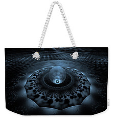 Emergence1 Weekender Tote Bag by GJ Blackman