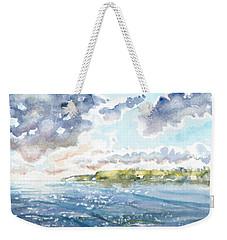 Emerging Sun  Weekender Tote Bag