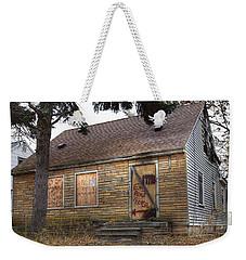 Eminem's Childhood Home Taken On November 11 2013 Weekender Tote Bag