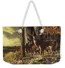 Eminence At The Forest Edge Weekender Tote Bag by Rob Corsetti