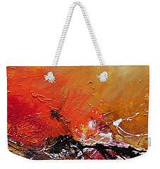 Emotion 2 Weekender Tote Bag by Ismeta Gruenwald