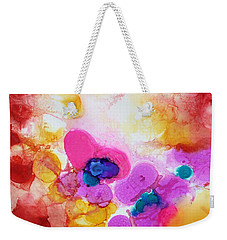 Emotion Weekender Tote Bag by Tara Moorman
