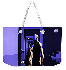 Emotional Symbiosis Weekender Tote Bag by John Alexander