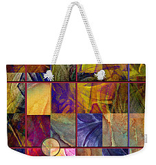 Emotive Tapestry Weekender Tote Bag