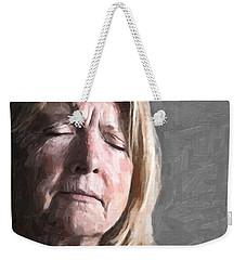 Empathy Weekender Tote Bag by Paul Davenport