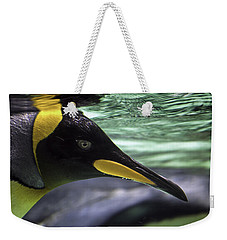 King's Eye Weekender Tote Bag by Ray Warren