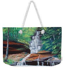 Empress Falls Australia Weekender Tote Bag