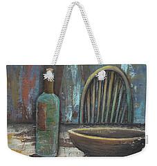 'empty' Weekender Tote Bag