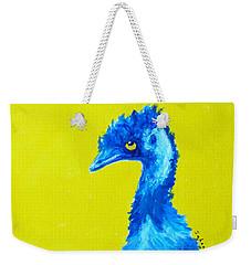 Emu Gold Weekender Tote Bag