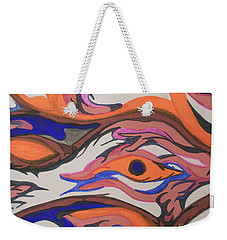 En Formation Weekender Tote Bag