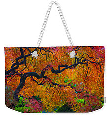 Enchanted Canopy Weekender Tote Bag
