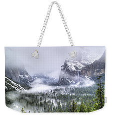 Enchanted Valley Weekender Tote Bag by Bill Gallagher