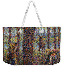 Encounter Weekender Tote Bag