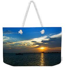 End Of Day Weekender Tote Bag