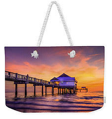 End Of The Day Weekender Tote Bag by Marvin Spates